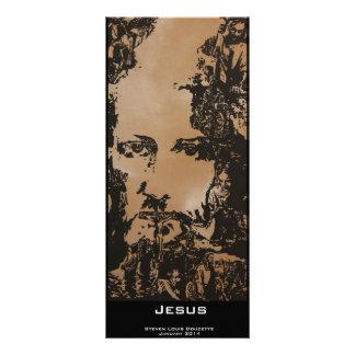 """Jesus"" Value Bookmark Rack Card"