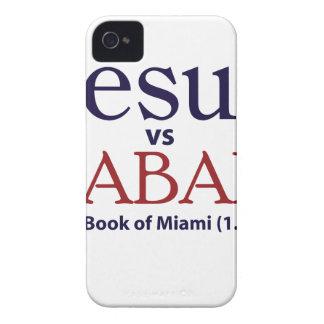 Jesus vs Saban Case-Mate iPhone 4 Cases