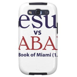 Jesus vs Saban Samsung Galaxy S3 Cases