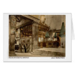 Jesus Walked Here: Bethlehem Greeting Card