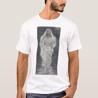 Jesus walks on the sea T-Shirt