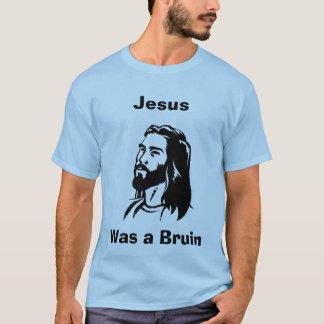Jesus was a Bruin Jersey Blue T-Shirt