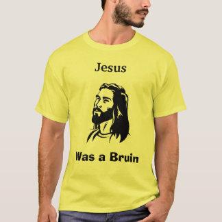 Jesus was a bruin shirt basic yellow