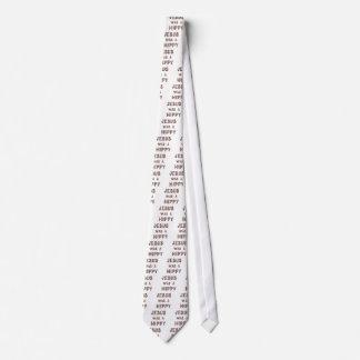 Jesus was a Hippy - Wooden Neck Tie