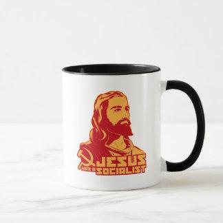 Jesus was a Socialist Mug