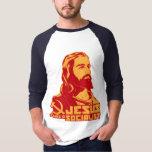 Jesus was a Socialist T-shirts