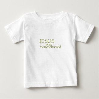 Jesus was Homeschooled Baby T-Shirt