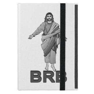 Jesus Will Be Right Back iPad Mini Cases