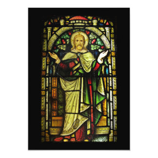 Jesus with Arms Outstretched Card