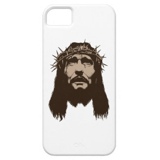 JESUS WITH CROWN OF THO iPhone 5 COVERS