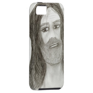 Jesus with Halo iPhone SE/5/5s Case