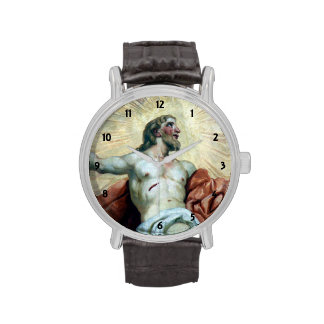 jesus wristwatches