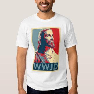 Jesus -- WWJD Shirt