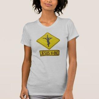 Jesus X-ing Tshirts