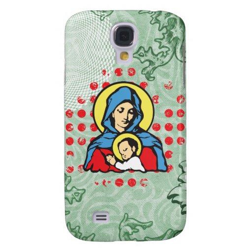 Jesús y Maria duermen, sólido por christianstores. Funda Para Galaxy S4