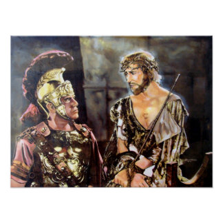 Jesús y romano impresiones