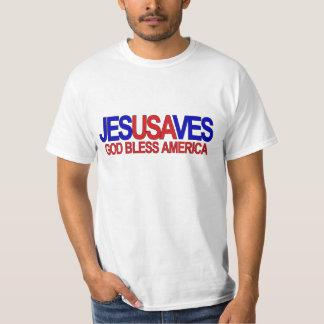 JESUSAVES T-Shirt