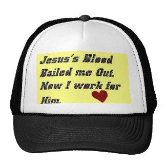 JesusBail Trucker Hat