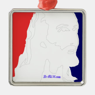 JESUSCRIST  SON OF GOD CUSTOMIZABLE PRODUCTS CHRISTMAS ORNAMENTS