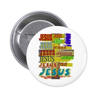 jesusFILMg77 2 Inch Round Button