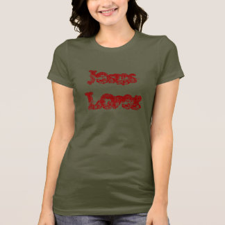 JesusLover - Customized - Customized T-Shirt