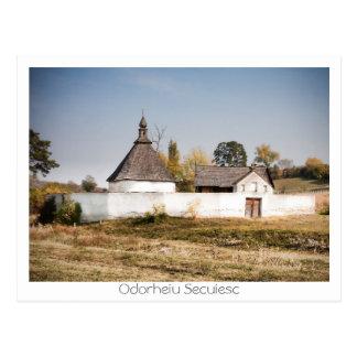 Jesus's Chapel Postcard
