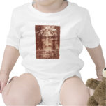 Jesus's Face Close up on the Shroud of Turin Tee Shirt