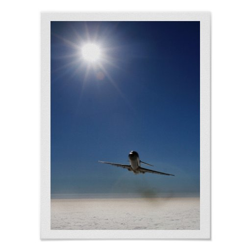 jet aircraft poster FROM 14.95