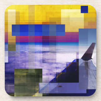 Jet Airliner Coasters