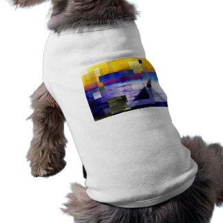 Jet Airliner Doggie Shirt