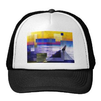 Jet Airliner Trucker Hat
