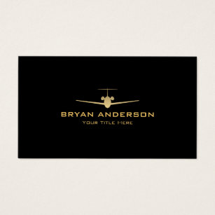 Aviation business cards templates zazzle jet airplane business card colourmoves
