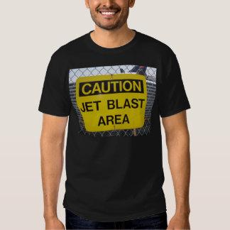 Jet Blast Area Shirt
