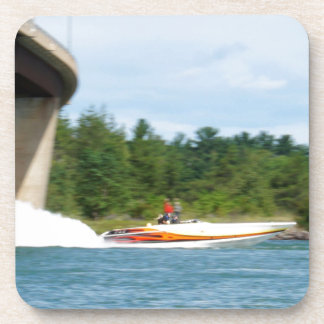 Jet Boats on a run, St Joseph Island Coaster