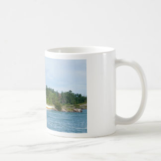 Jet Boats on a run, St Joseph Island Coffee Mug