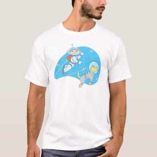 Jet Boy and Dog T-Shirt