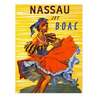 Jet de Nassau Tarjetas Postales