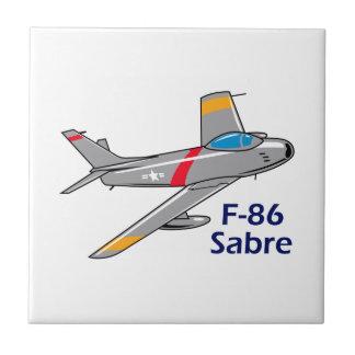 Jet de SABRE Azulejo Cuadrado Pequeño