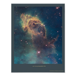 Jet en la nebulosa de Carina (NGC 3372) Impresiones