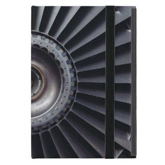 Jet Engine Turbine Covers For iPad Mini