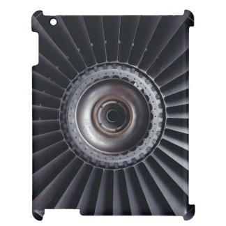 Jet Engine Turbine iPad Covers