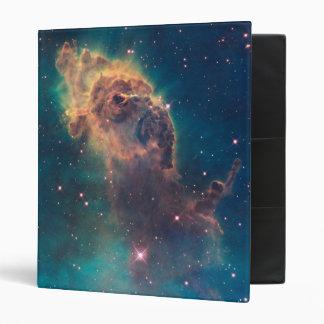 Jet estelar en la carpeta de Avery de la nebulosa