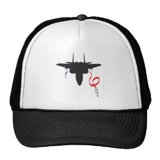 Jet Fighter Trucker Hat