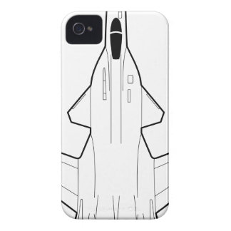 Jet fighter iPhone 4 cover