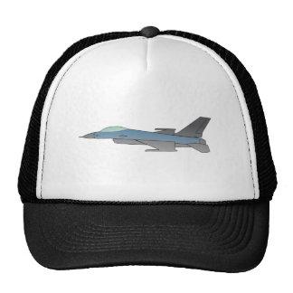 Jet Fighter Military Plane Design Hat