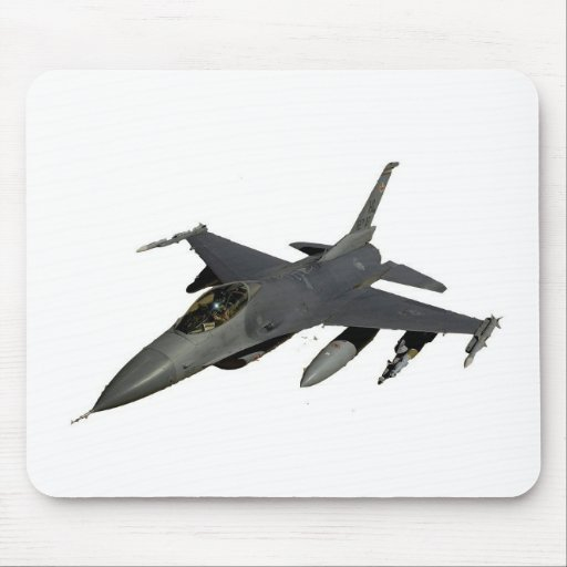 JET FIGHTER MOUSE PADS