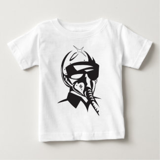 Jet Fighter Pilot Baby T-Shirt