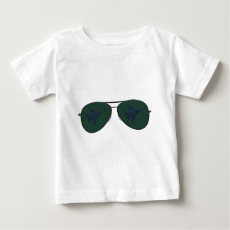 jet fighter reflection baby T-Shirt
