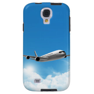 Jet Flying On The Sky Galaxy S4 Case