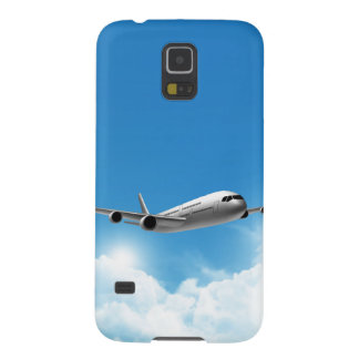 Jet Flying On The Sky Samsung Galaxy S5 Case